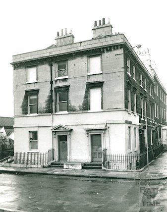 House at 22 Charles Street, Jan 1967