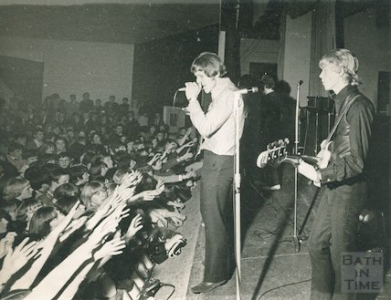 The Move at the Pavilion, Bath, c.1967