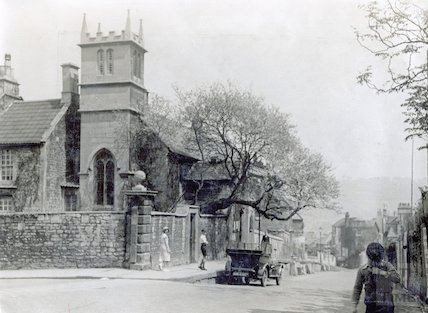 St Mary Magdalen Church, Holloway, c.1920s