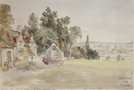 Farm at Upton Cheyney, 1843