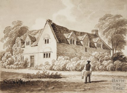 Stables at the Rectory Bitton 19C about, 1830