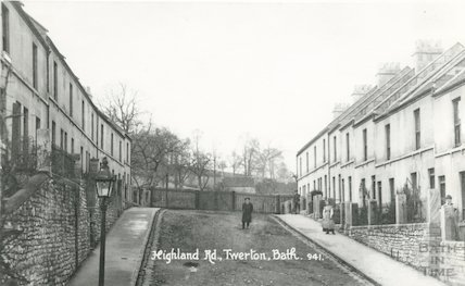 Highland Road, Twerton c. 1915