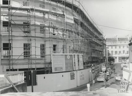 New Bond Street Development, Mid 1982