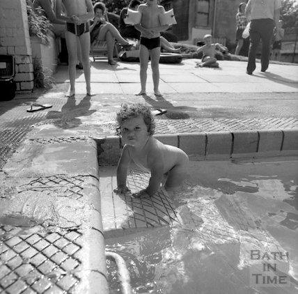 Cleveland Baths streaker, 18 July 1974