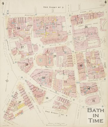 1930 Page 4 Goad Insurance Map of Bath