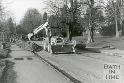 Royal Avenue, Royal Victoria Park, Bath, 1989