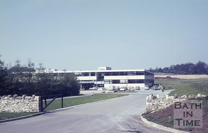 The University of Bath, c.1970s