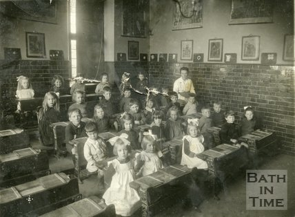 South Twerton School Photo, Bath, 1922