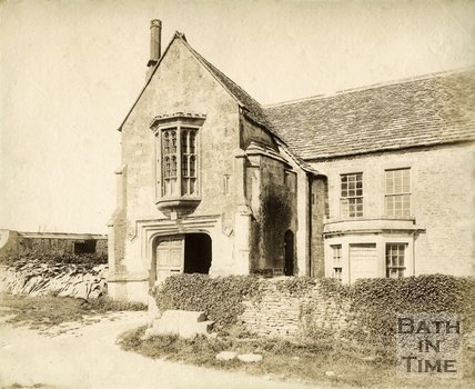 The Gate House, South Wraxall Manor c.1890