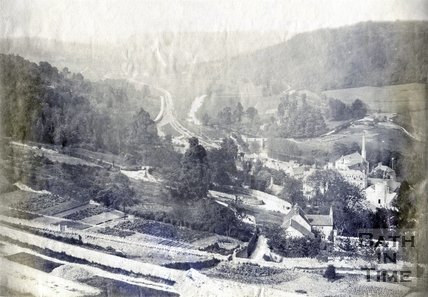 Limpley Stoke Valley c.1890