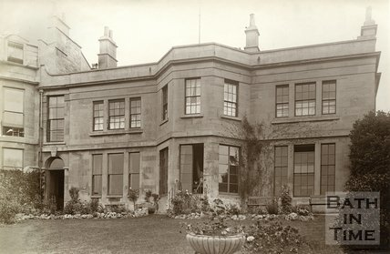 East Hayes House, 8, Upper East Hayes, Bath 1893