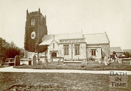 St. Nicholas Church, Bathampton c.1880