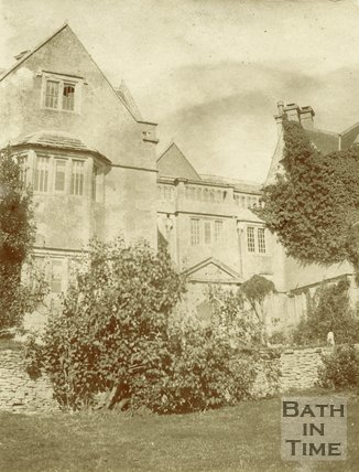 Cold Ashton Manor c.1880