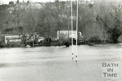 Storm of 25th January 1990, Bath