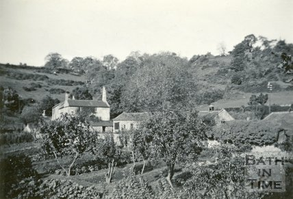 Charlcombe Farm house, Charlcombe, near Bath, c.1947 / 8