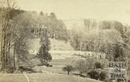 Newark Park, near Wotton-Under-Edge, Gloucestershire 1868