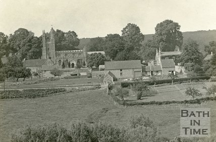 St. Julian's Church, Wellow c.1930