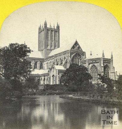 Wells Cathedral 1873
