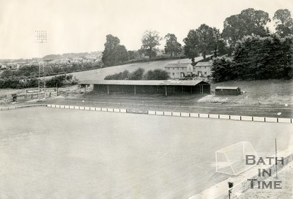 View of Twerton Park, Bath, c.1960s