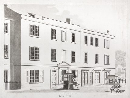 Bath's First Theatre Royal, 1804