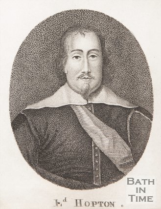 Portrait of Lord Hopton