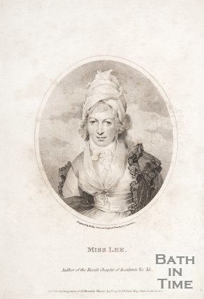 Miss Sophia Lee, author of the Recess Chapter of Accidents etc., 1797