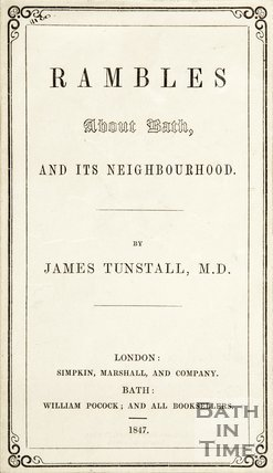 Rambles about Bath and its Neighbourhood, 1847
