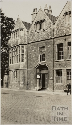 Abbey Church House, 24 & 25, Westgate buildings, Bath c.1939