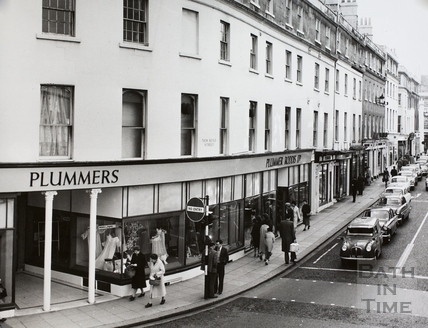 New Bond Street, Bath c.1960