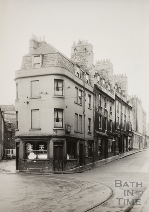 Westgate Hotel, 1, New Westgate Buildings, Bath c.1936