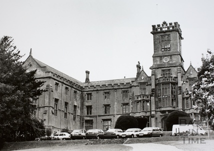 Kingswood School, Lansdown, Bath 1992