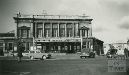 Green Park Station, Bath c.1964