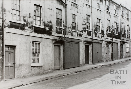 9 to 13, Lampard's Buildings, Bath 1968