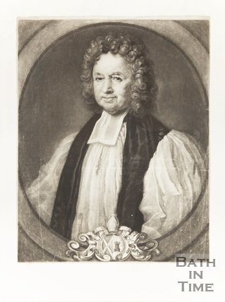 Portrait of an unknown clergyman, possibly Edward Wills