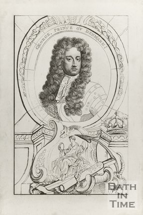 Portrait of George Prince of Denmark