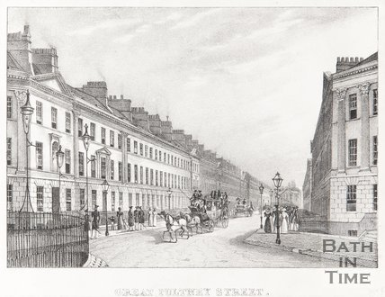 Great Pulteney Street 1830-1836