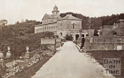 St Peters College, Prior Park c1870?