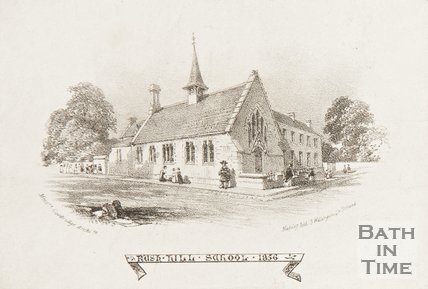 Rush Hill School 1856
