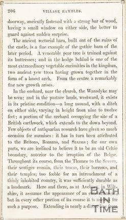 A page from Rambles about Bath and its Neighbourhood, 1847
