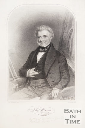 Portrait of J.W. Morris