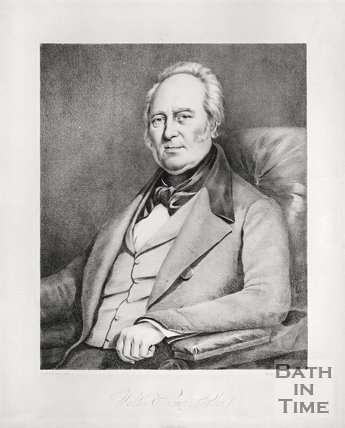 Portrait of Walter Savage Landor (1775 - 1864)