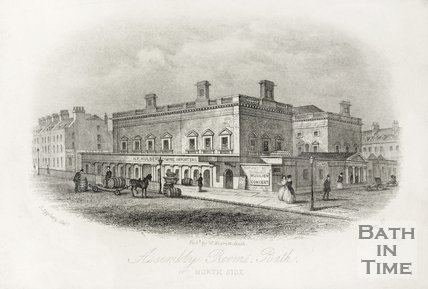 Assembly Rooms, North Side, 1871