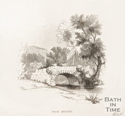 Wick Bridge, 1848