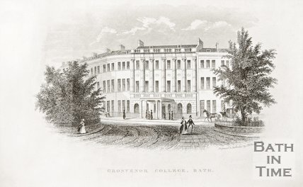 Grosvenor College, 1845