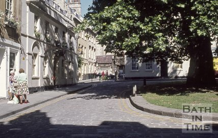 Abbey Green, Bath, 1979