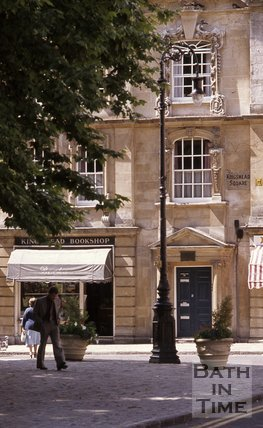 Kingsmead Square, Bath, c.1980