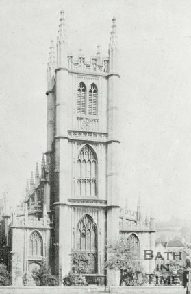 St Marys church, Bathwick, Bath, c.1930s?