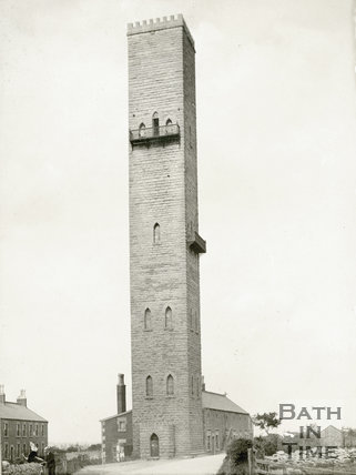 Turner's Tower, Faulkland, c.1910
