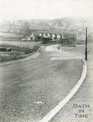 Shophouse Road, Twerton, Bath, c.1950s?