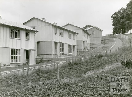 Twerton Housing Scheme, Shaws Way, Twerton, Bath, c.1950s?